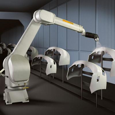 Paint Robots
