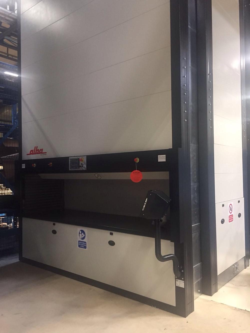 Vertical Lift Module Picture 1