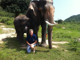 Happy 50th Birthday to our longest serving Volunteer Kozy Haskey