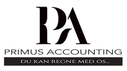 Primus accounting logo, revision