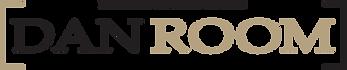 Danroom logo, tidslød design