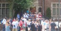 CCVL en visite au beth chabad francais et francophone CCF New York