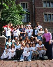 EEIF  , en vosite au CCF NEW YORK beth chabad francais et francophone de NY