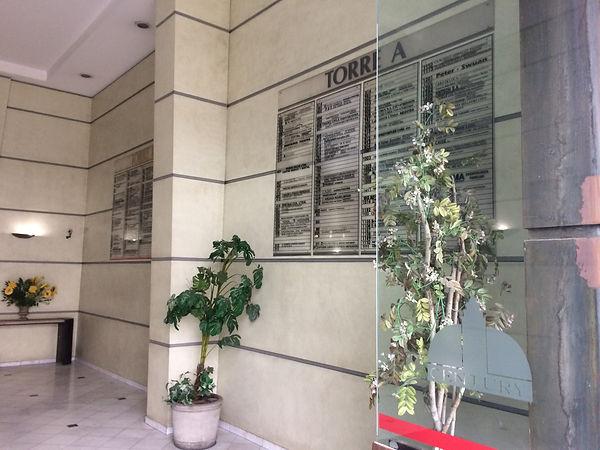 Interior Edificio