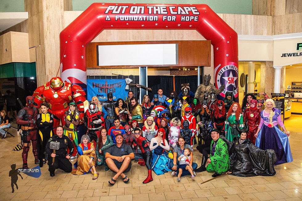 Superhero September 2019 www.juliusphoto
