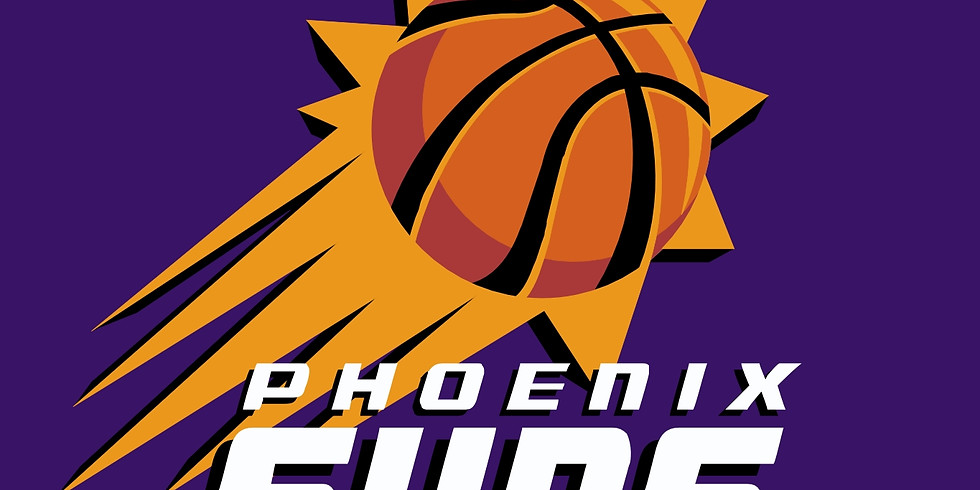 Superheroes with the Suns!
