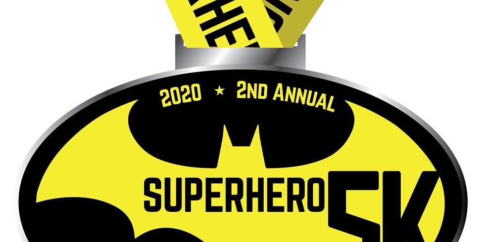 Virtual Superhero 5k!