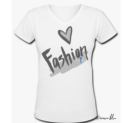 For The Love Of Fashion| Fashion Tee
