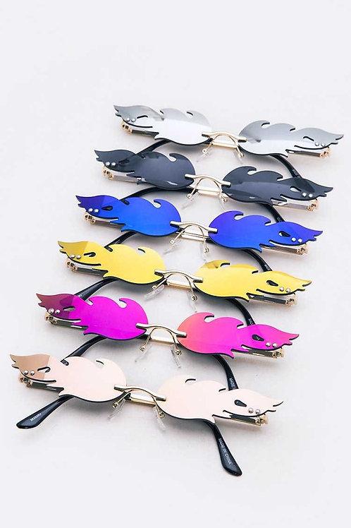 Flame  Sunglasses