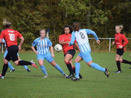 Nine-goal Netts rout Histon to progress in SSE Women's FA Cup