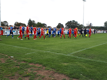 An Emirates FA Cup Thriller on the Coast