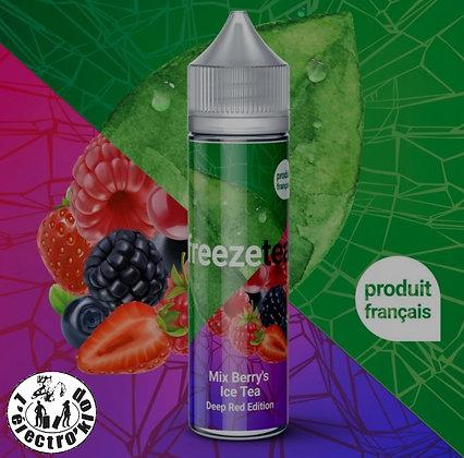 Mix Berry's Ice Tea 50ml- Freeze Tea