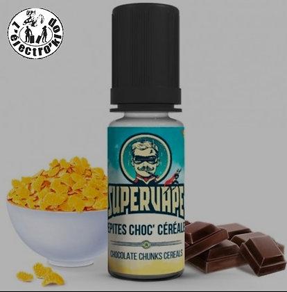 Concentré SuperVape- Pépites choc' céréales 10ml