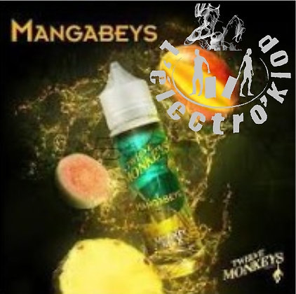 Mangabeys 50ml-Twelve Monkeys