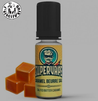 Concentré SuperVape- Caramel beurre salé 10ml