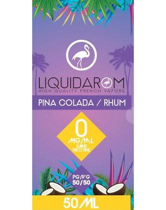Pina Colada Rhum 50ml-Liquidarom