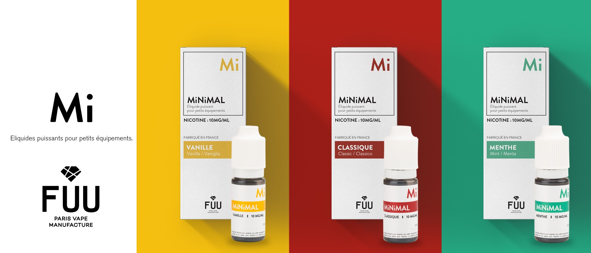 The Fuu minimal (sel de nicotine)