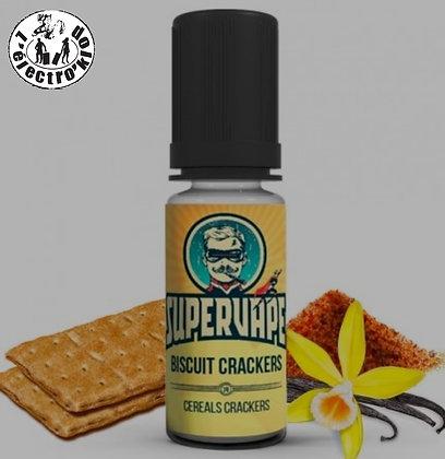 Concentré SuperVape- Biscuit Crackers 10ml