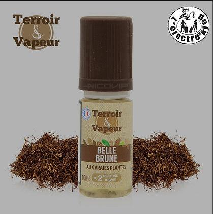 Belle Brune 10ml- Terroir et Vapeur