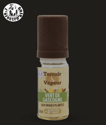 Vert de Gascogne 10ml- Terroir et Vapeur