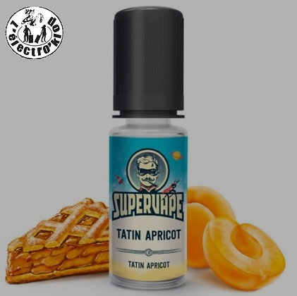 Concentré SuperVape- Tatin Apricot 10ml
