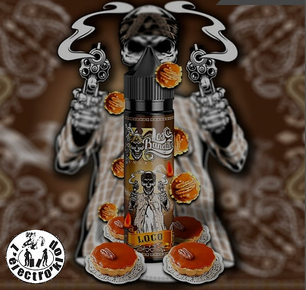 Loco 50ml- Los Banditos Knoks