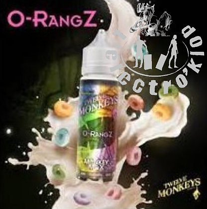 O-Rangz 50ml-Twelve Monkeys