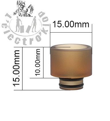 Drip Tip Ultem (R)-Fumytech