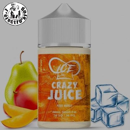Poire Mango Ice 50ml- (Mukk Mukk)