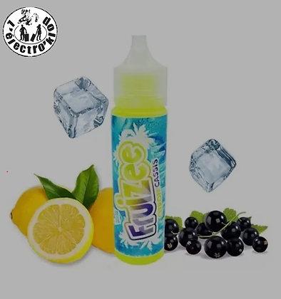 Cassis/Citron 50ml- Fruizee