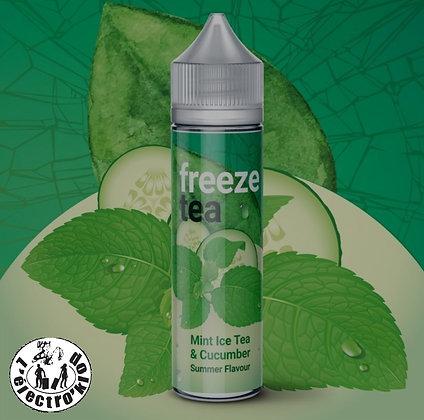 Menthe Ice Tea & Concombre 50ml- Freeze Tea