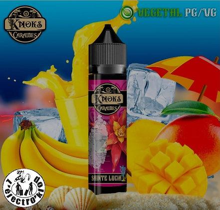 St Lucia 50ml- Caraibes Knoks