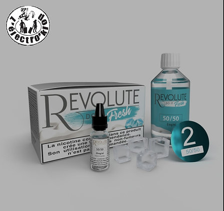Pack 100ml Fresh DIY- Revolute