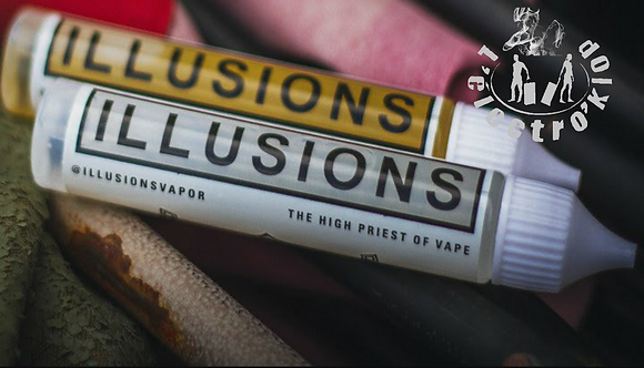 Unicorn gradué Illusions Vapor 30ml