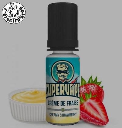 Concentré SuperVape- Crème de Fraise 10ml