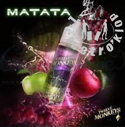 Matata 50ml-Twelve Monkeys