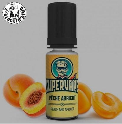 Concentré SuperVape- Pêche Abricot 10ml
