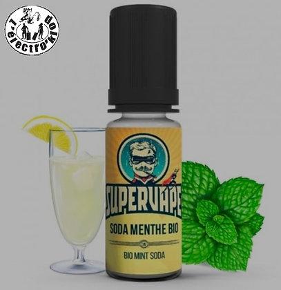 Concentré SuperVape- Soda Menthe 10ml