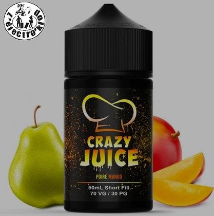 Poire Mango 50ml- (Mukk Mukk)