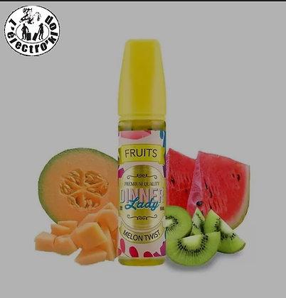 Melon Twist 50ml- Dinner Lady Fruits