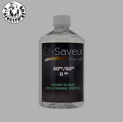 Base 500ml- E Saveur
