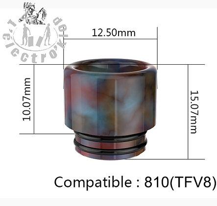 Drip Tip 810 Résine (C)-Fumytech