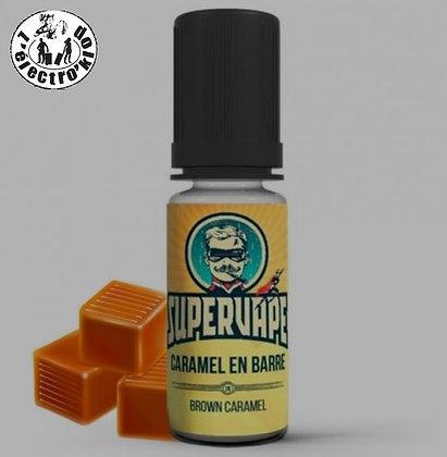 Concentré SuperVape- Caramel en barre 10ml