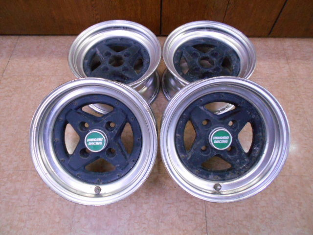 Hayashi Command three piece wheel
