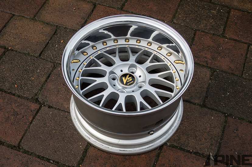 "Work VS-XX 15"" 4x100 Set"