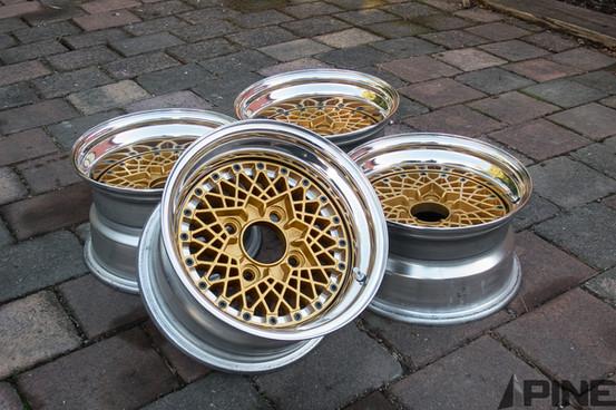 Mesh wheel 13 inch