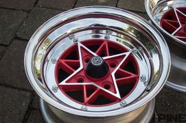 SSR Starshark Red