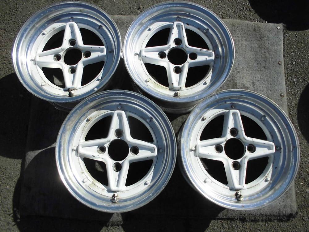 Enkei AP Racing wheels