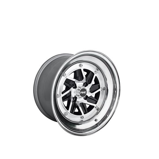 Pine Zebra SSR wheel 15x8