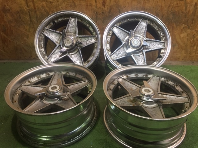 Racing Hart Super Spoke SSR Spinner